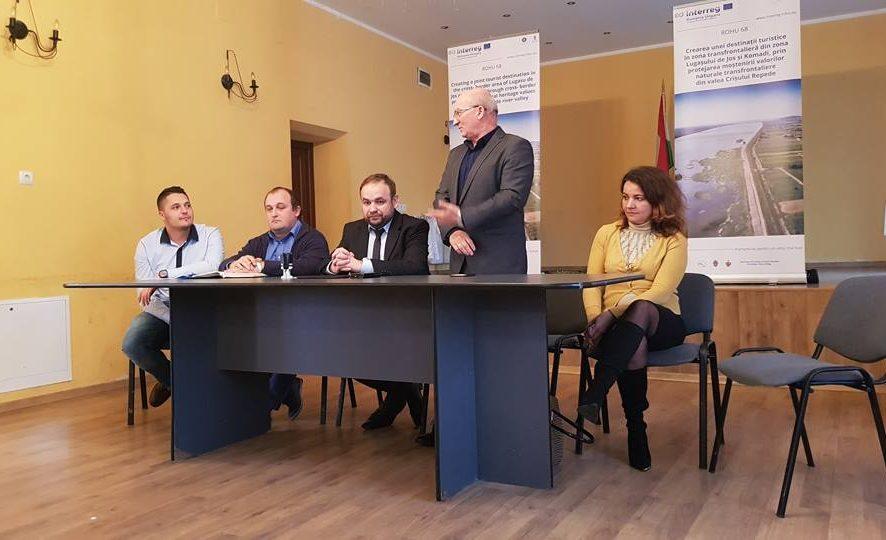 Conferință deschidere proiect